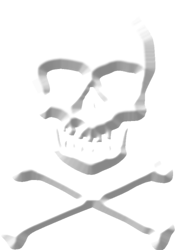 pirate wars skull